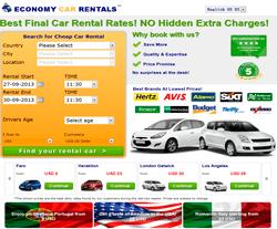Economy Car Rentals Discount Codes