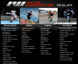 Inline Warehouse Coupon