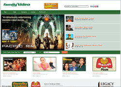Family Video Coupon