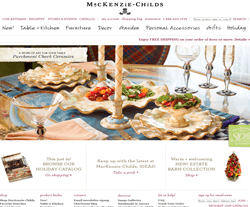 Mackenzie childs coupon code