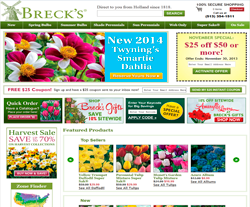 Brecks Promo Codes