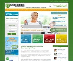 Stonebridge Colleges Discount Codes