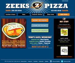 Zeeks Pizza Coupons