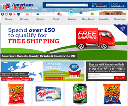 American Soda Discount Codes