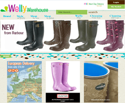 Welly Warehouse Discount Codes