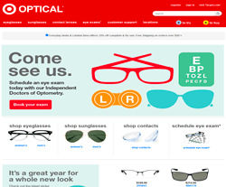 Target Optical Promo Codes