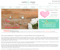 Nelle and Lizzy Promo Codes