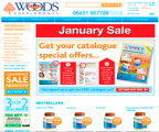 Woods Supplements Discount Codes
