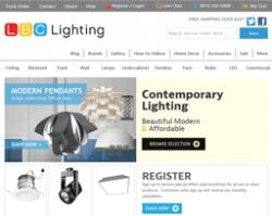 LBC Lighting Promo Codes