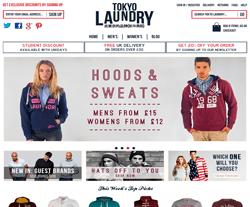 Tokyo Laundry Discount Code