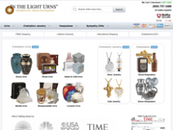 In the Light Urns Coupons