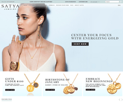 Satya Jewelry Promo Codes