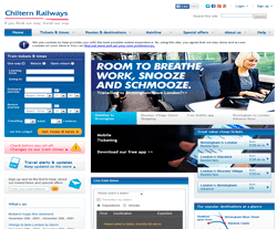 Chiltern Railways Voucher Code