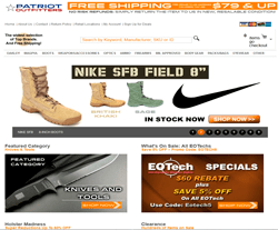 Patriot Outfitters Coupon