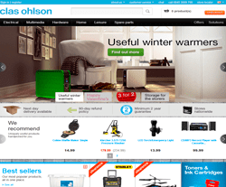 20 off clas ohlson discount codes february 2019. Black Bedroom Furniture Sets. Home Design Ideas