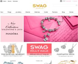 SWAG Jeweller Discount Codes