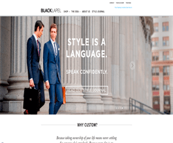 Black Lapel Promo Codes