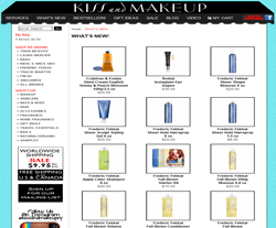 Kiss and Makeup Coupon