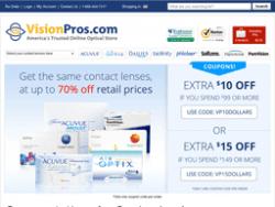 Vision Pros Promo Codes