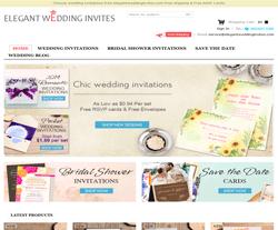 Elegant Wedding Invites Coupons