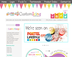 Custom Icing Promo Codes