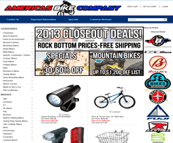 Americas Bike Company Coupon Codes