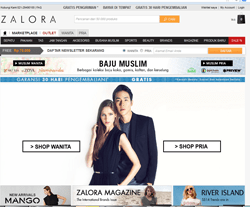 Zalora Indonesia Promo Codes