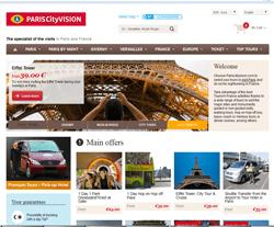 Paris City Vision Promo Codes