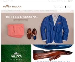 Peter Millar promo code