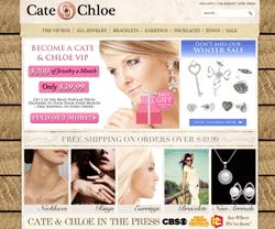 Cate & Chloe Coupon