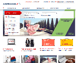 Air France UK Discount Codes