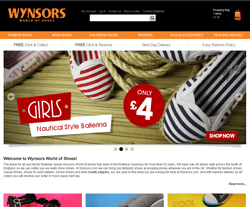 Wynsors Promo Code