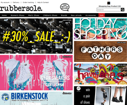 RubberSole promo code