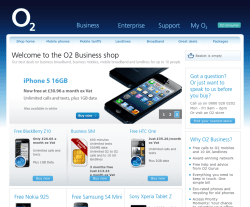 O2 Business Discount Codes