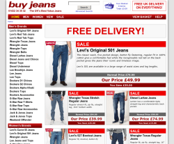 Buy Jeans Discount Codes