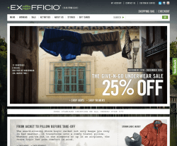 ExOfficio Coupon