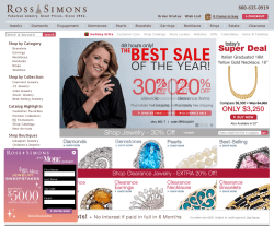 Ross Simons Coupons