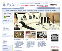 King linen coupon code