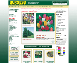 Burgess Seed & Plant Co Coupon Codes