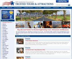 Trusted Tours and Attractions Coupon