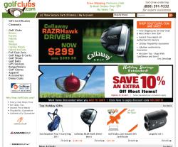 GolfClubs Coupon