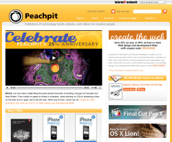 Peachpit Discount Code