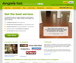 Angies List Coupons