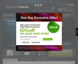 Smart Home Promo Codes