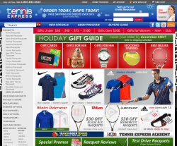 Tennis Express Coupon Voucher Codes February 2019