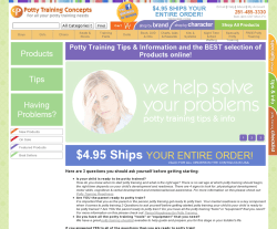 Potty Training Concepts Coupon Codes