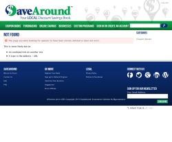 SaveAround Coupon Codes