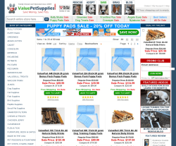 Value Pet Supplies Coupons
