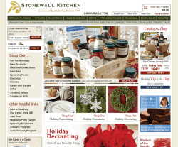 Latest Stonewall Kitchen Promo Codes, Coupons - October 2017