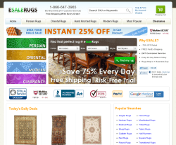eSale Rugs Coupon